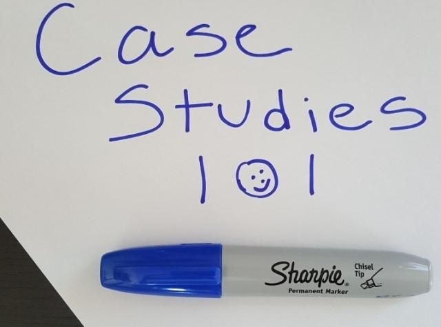 Case study sharpie