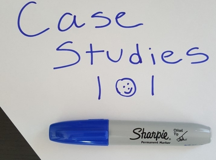 Case study sharpie